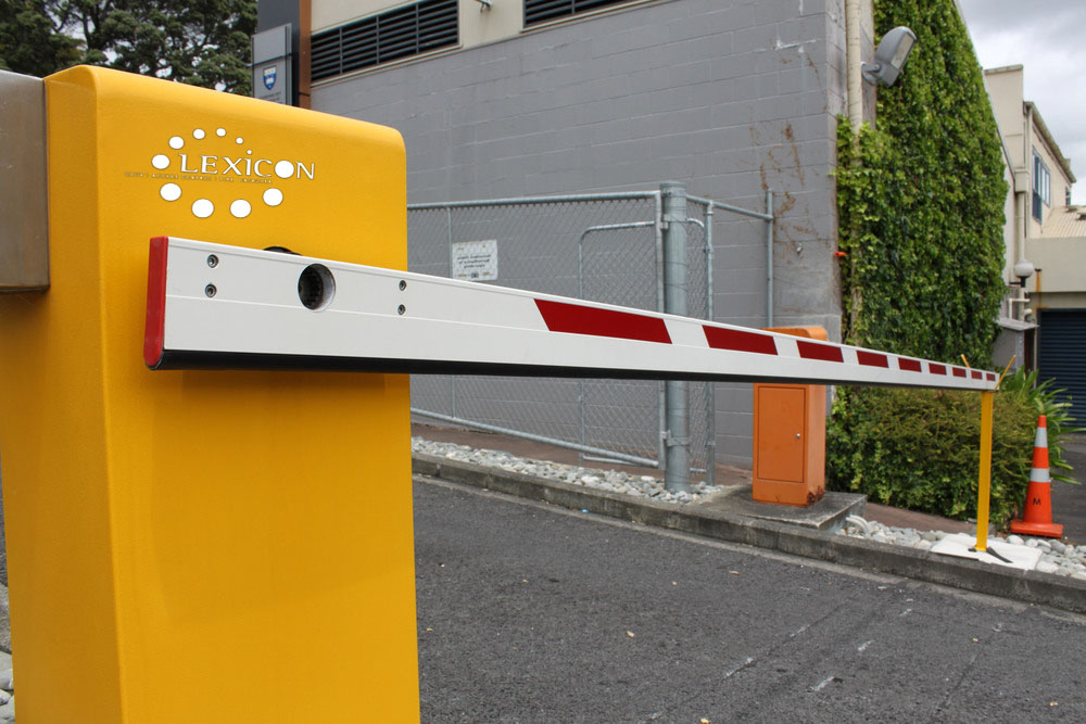 Manual Car Parking Barriers